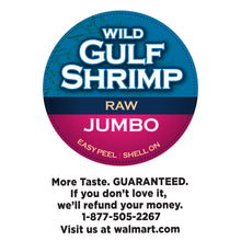Load image into Gallery viewer, Frozen Wild Gulf Large Raw Shrimp, Peeled and Deveined, 12 oz