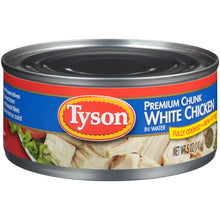 Load image into Gallery viewer, Tyson® Premium Chunk White Chicken Breast, 5 oz.