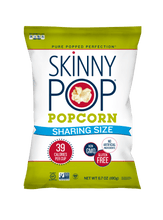 Load image into Gallery viewer, SkinnyPop Original Popcorn, 6.7 Oz.; Non-GMO, Vegan