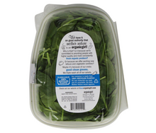 Load image into Gallery viewer, Organicgirl Baby Spinach, 5 oz Clamshell