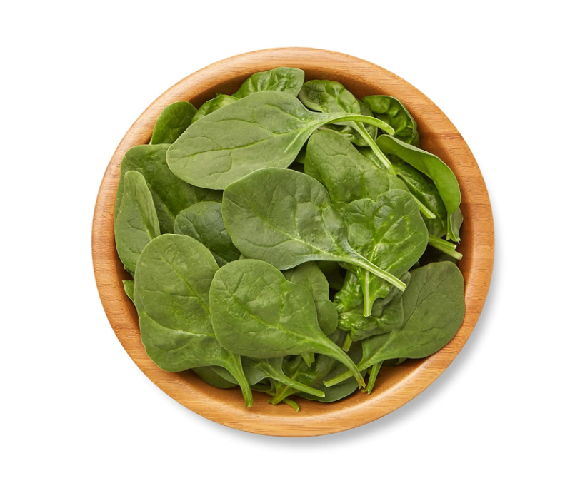 Organicgirl Baby Spinach, 5 oz Clamshell