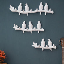 Load image into Gallery viewer, 1PCS Wall Decorations Home Accessories Living Room Hanger Resin Bird Key Bedroom Kitchen Coat Hat Clothes Towel Hooks