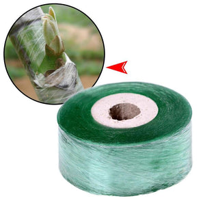 2cmx100m Grafting Tape Stretchable Self Adhesive Grafting Tape Tree Film Garden Special Tool Fruit Bind Grafting G4S9