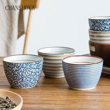 Load image into Gallery viewer, CHANSHOVA 150ml Chinese retro style handmade glaze high temperature firing ceramic tea cup coffee porcelain tea cup  H313