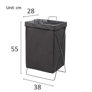 Foldable Dirty Laundry Basket Waterproof Fabric Storage Basket For Clothes Toys Bathroom Household Laundry Organizer Bags Large