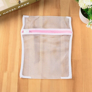 11 Size Mesh Laundry Bag Polyester Home Organizer Coarse Net Laundry Basket Laundry Bags for Washing Machines Mesh Bra Bag