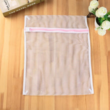 Load image into Gallery viewer, 11 Size Mesh Laundry Bag Polyester Home Organizer Coarse Net Laundry Basket Laundry Bags for Washing Machines Mesh Bra Bag