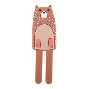 Animal Magnetic Hooks Multifunctional Removable Decorative Fridge Sticker Message Refrigerator Magnets Key Storage Holder B J