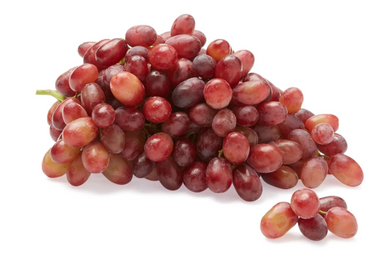Organic Red Seedless Grapes, 2 lb