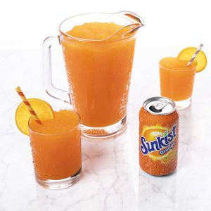 Sunkist® Soda Sparkling Orange Slush Recipe