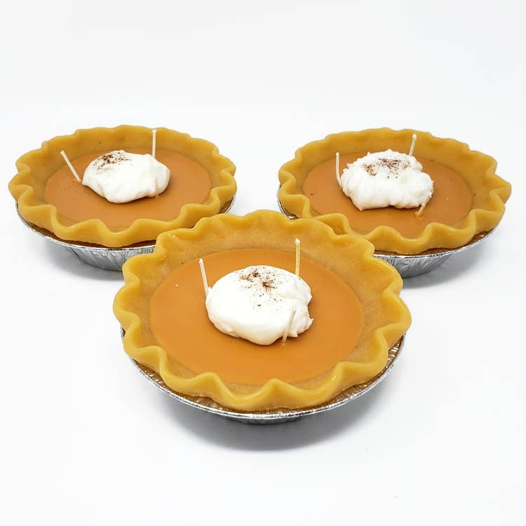 PUMPKIN PIE CANDLE - 5