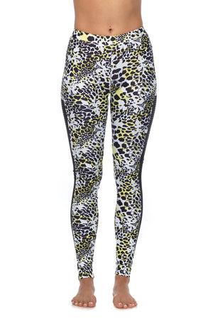 Nostalgia Jungle Floral Full Length Legging