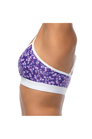 Baby Purple Reign Sports Bra