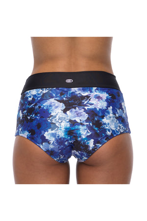 Duchess High Waisted Ozone Bikini Short