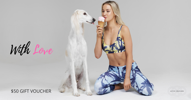 Active Creatures $50 Gift Voucher