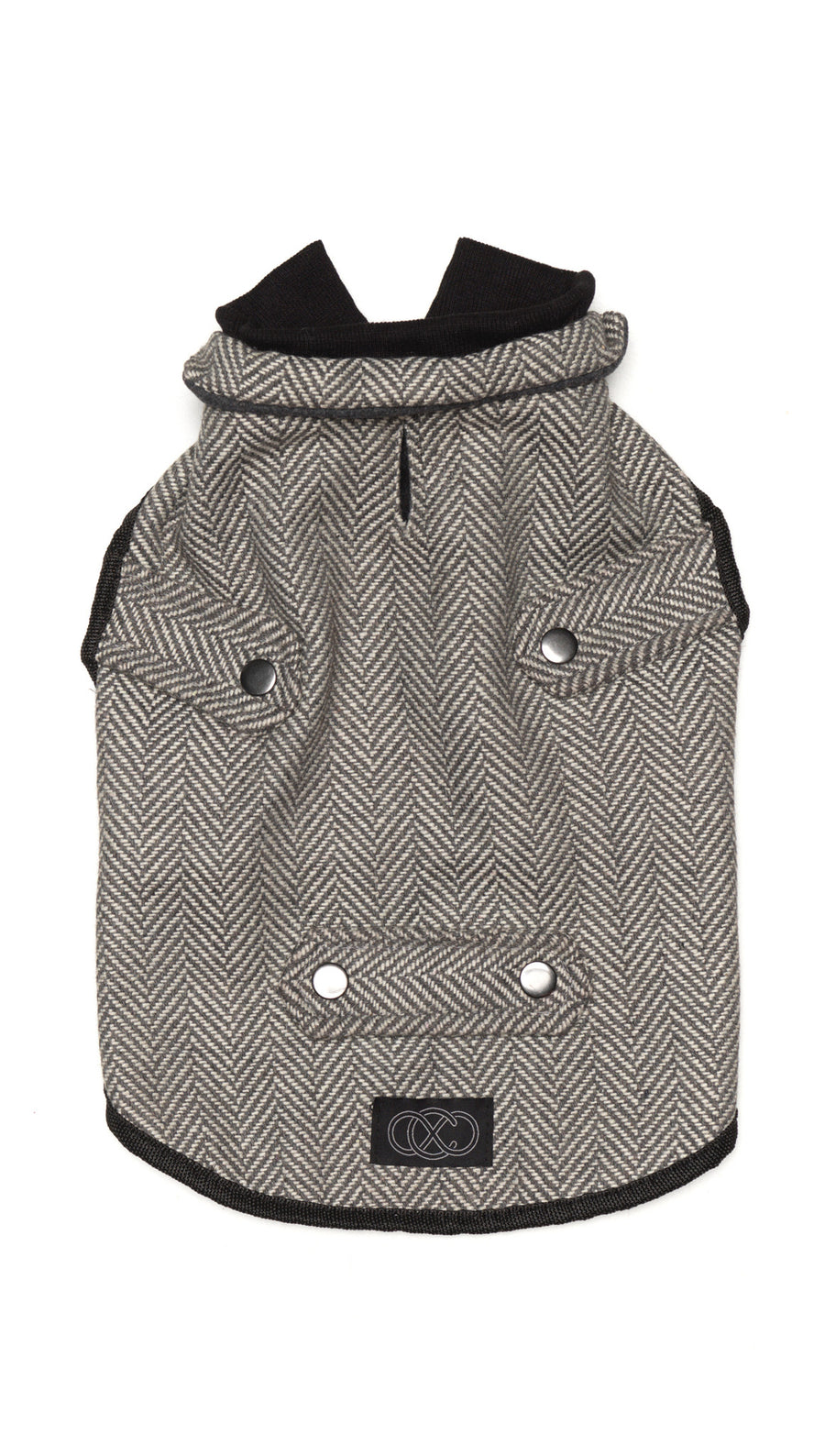 Tweed Knit Dog Jacket | Winter Warrior Dog Coat | Suits All Dogs in Sizes XXS - XXL