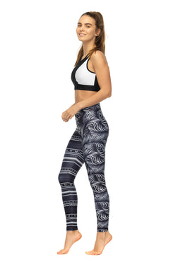 Billion Dollar Baby Leggings in Black & White