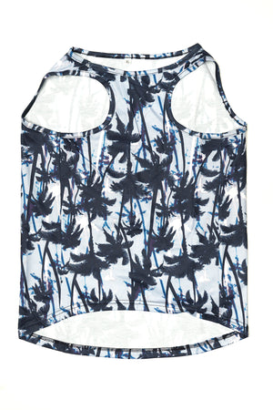 Boys of Summer Dog Tee in Blue - back
