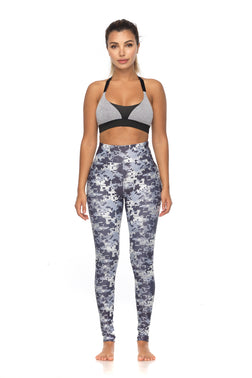 Billion Dollar Baby Leggings in Matrix Grey