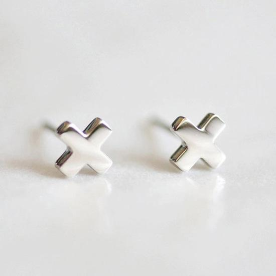 Stainless Steel Fashion Earrings