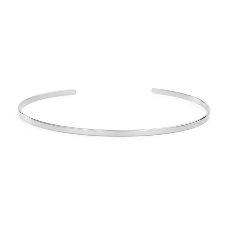 Fashion 316L stainless steel open Bracelet (SINGLE)