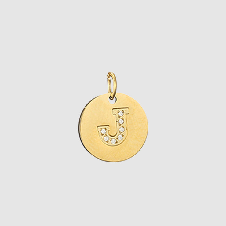 Shinning Letters 26 Pendant