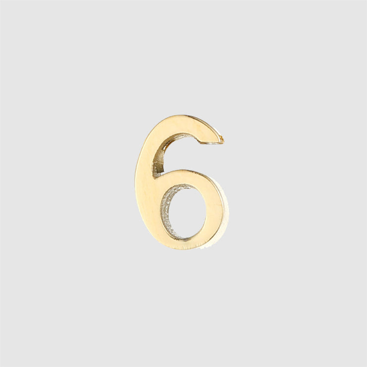 Digital DIY Numbers Pendant