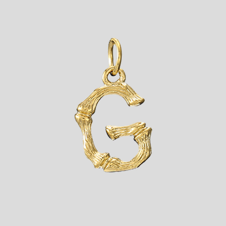 26-letter Pendant Necklace