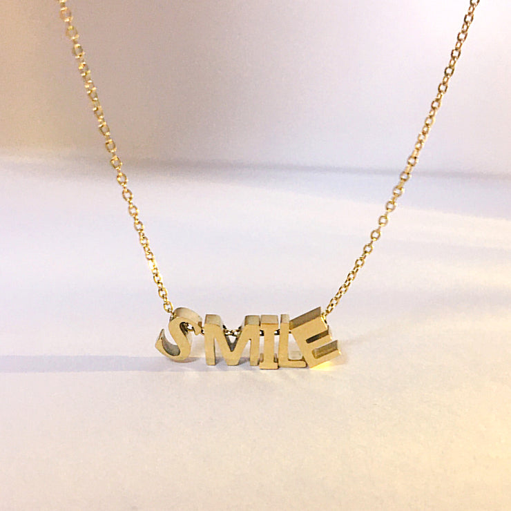 Customized DIY Necklace ( DIY Letters)