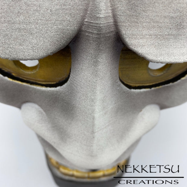 Oni Mask White