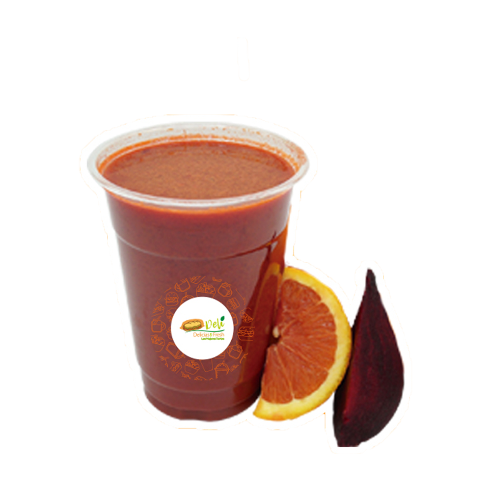Bloody orange 16oz