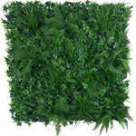 Amazon Jungle Vertical Garden / Green Wall UV Resistant 1m x 1m