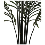 Artificial Areca Palm Black Trunks 190 cm