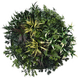 UV Green Fields Green Wall Disc 60cm