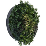 UV Green Field Green Wall Disc (Black) 100cm