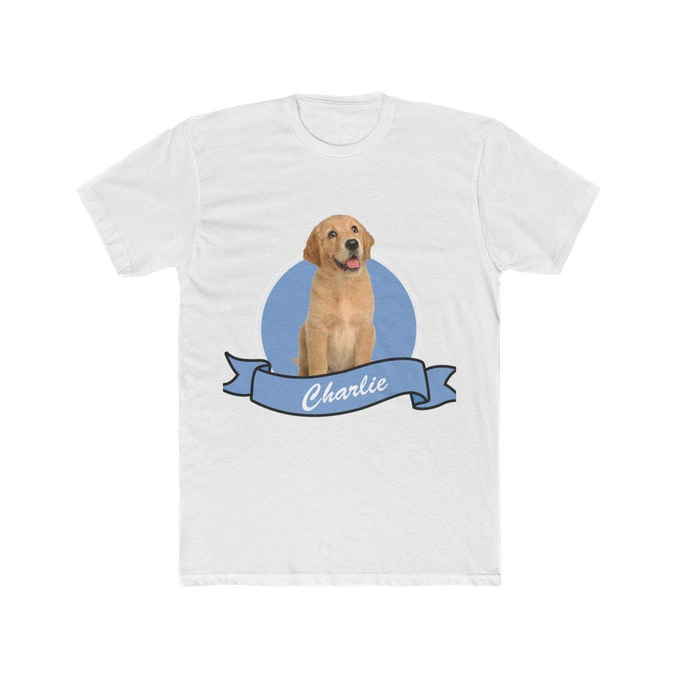 CUSTOM T-SHIRT WITH YOUR PET PICTURE