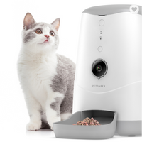 Petoneer® Smart Wi-Fi Pet Auto Feeder With Video Remote Control