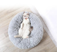Calmyize® Soft Plush Calming CAT BED