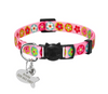Kittify® Safety Personalized Breakaway Cat Collars