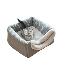 TruSoft® Foldable Indoor Outdoor Pet Beds