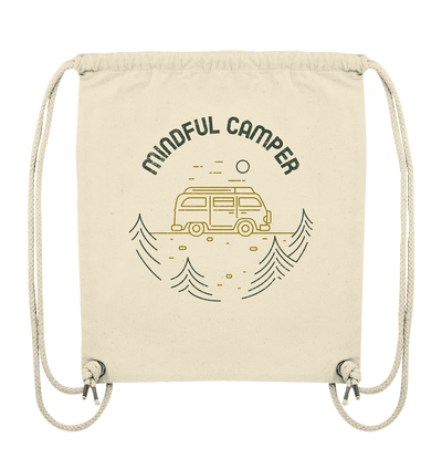 Mindful Camper - Organic Gym-Bag - Sauba Bleim