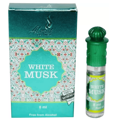 Almas White Musk Attar 8ml