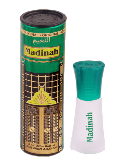Al Nuaim Madinah Attar 6ml