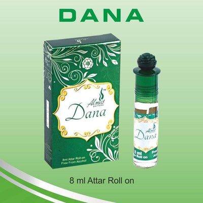 Almas Dana Attar 8ml