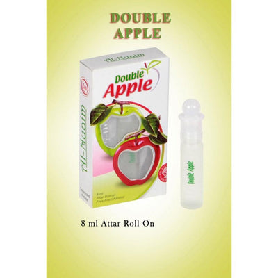 Al Nuaim Double Apple Attar 8ml