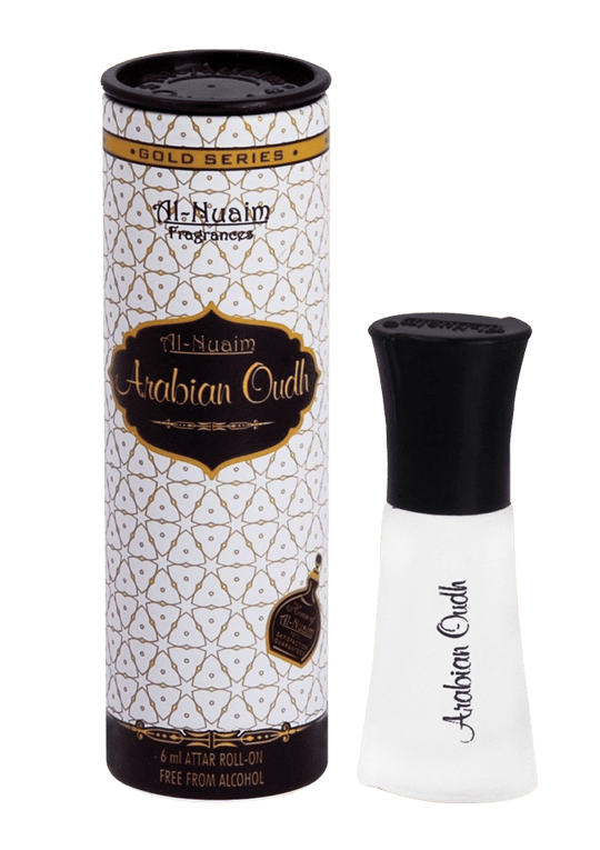 Al Nuaim Arabian Oudh Attar 6ml