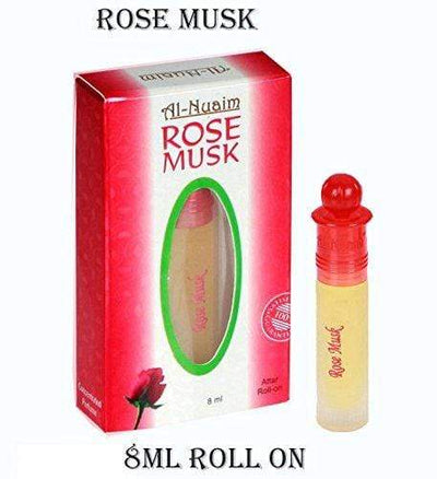 Al Nuaim Rose Musk Attar 8ml