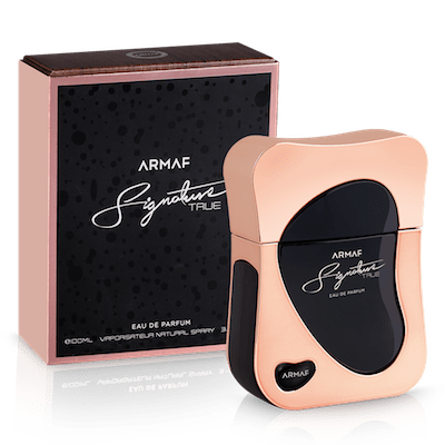 Armaf Signature True Eau De Parfum Women 100ml