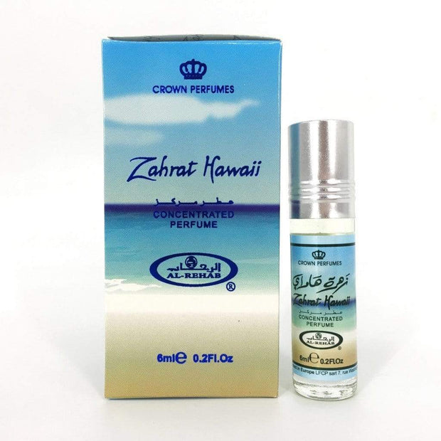 Al Rehab Zahrat Hawaii Attar 6ml