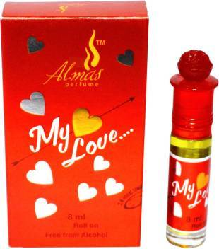 Almas My Love Attar 8ml